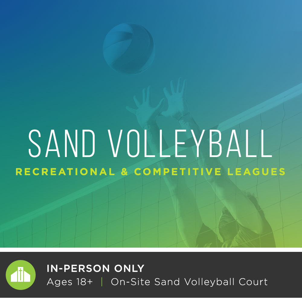 Sandvolleyball Square Event