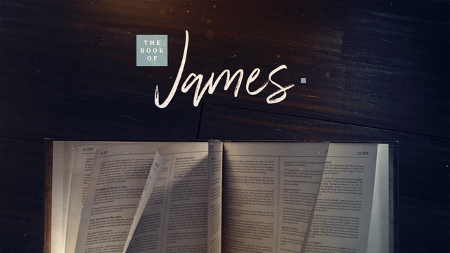 The Book Of James Title 1 Wide 16X9