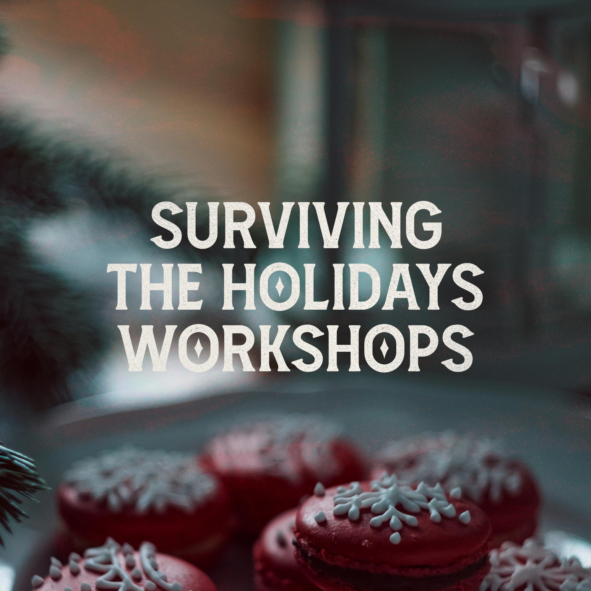 Surviving The Holidays 2021 Web