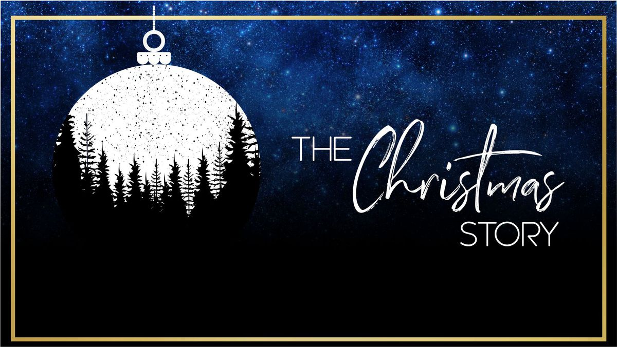 The Christmas Story TITLE SLIDE