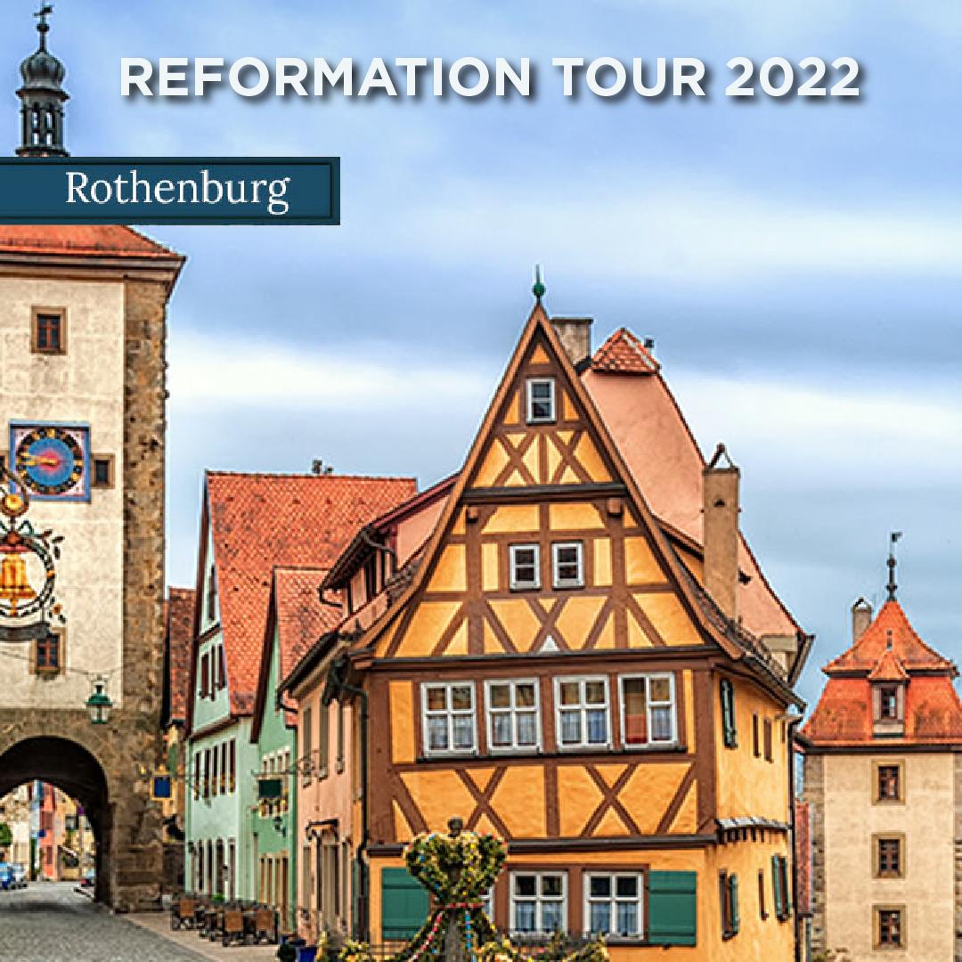Reformation Tour 2022 Web