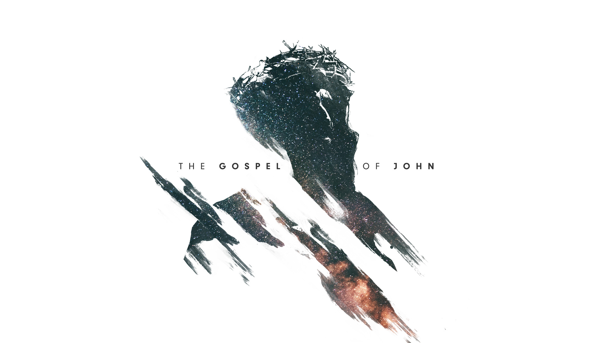 The Gospel Of John Title 1 Wide 16X9